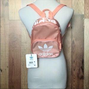 Adidas Originals –Pink Mini Santiago backpack
